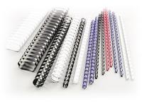 Пружинки пластиковые для переплета d 10